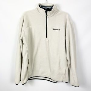 Timberland XL Ivory Sweatshirt Thermo Pull Over